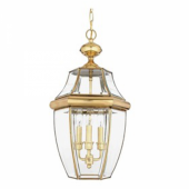 Lampa Glass Gold