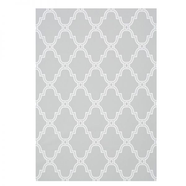 Tapeta Stanbury Trellis Grey