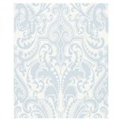 Tapeta Ralph Lauren Damask Light Blue